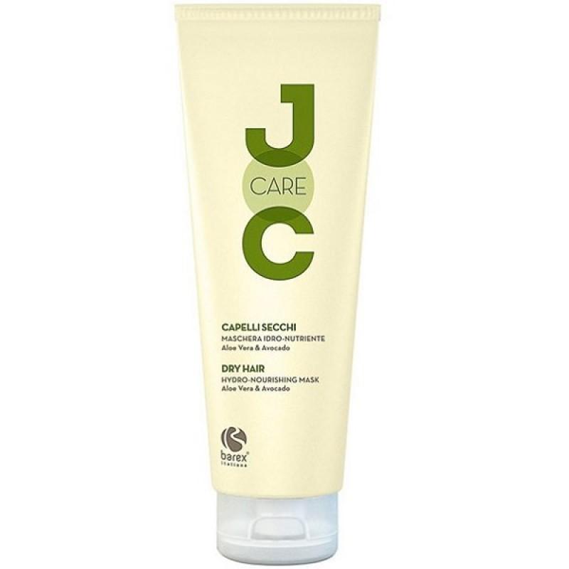 JOC CARE Маска для сухих ослабленных волос Алоэ вера и авокадо