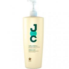 BAREX JOC CARE Шампунь для нормальных волос Белая Кувшинка и Крапива 1000 мл