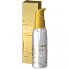 """Estel Curex Brilliance Флюид """"Блеск-эффект"""" для всех типов волос 100 мл"""
