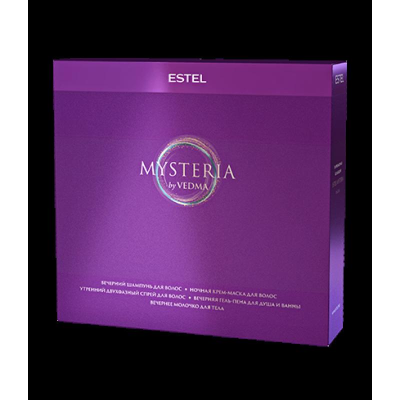 Estel Mysteria Парфюмерная коллекция (шамп+маска+спрей+молочко+гель-пена))