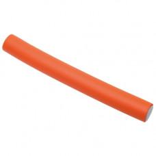 Бигуди бумеранги оранжевые d18*150 мм 10 шт