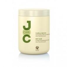 BAREX JOC CARE Маска для сухих ослабленных волос Алоэ вера и авокадо 1000 мл