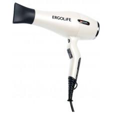 Фен ErgolLife 03-001White 2200 Вт ионизация 2 насадки