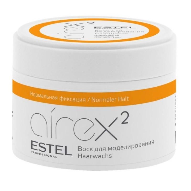 AIREX Воск для моделирования волос нормальная фиксация 75 мл
